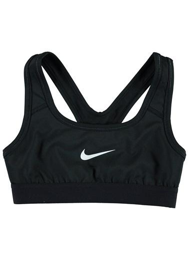 Nike Bra-Sporcu Sütyeni Siyah